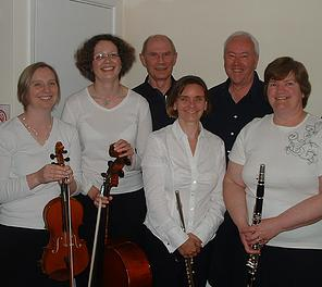 Alton Chamber Ensemble at Music Box