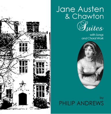 Jane Austen & Chawton Suites CD Cover
