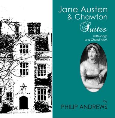 Jane Austen & Chawton Suites CD Cover